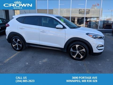 Pre-Owned 2016 Hyundai Tucson Premium 1.6T AWD *Local/One Owner/No Accidents*