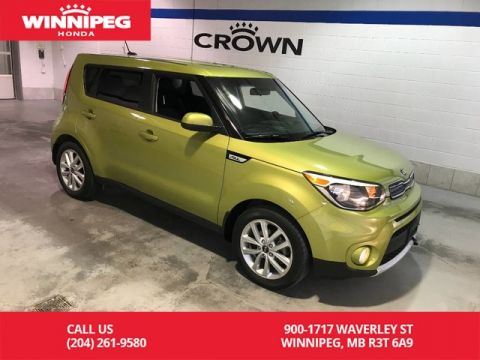 Pre-Owned 2017 Kia Soul EX/Automatic/Bluetooth/Heated seats/Alloy wheels/Bluetooth