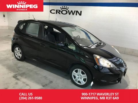 Pre-Owned 2014 Honda Fit /One owner/Lease return/Low KM