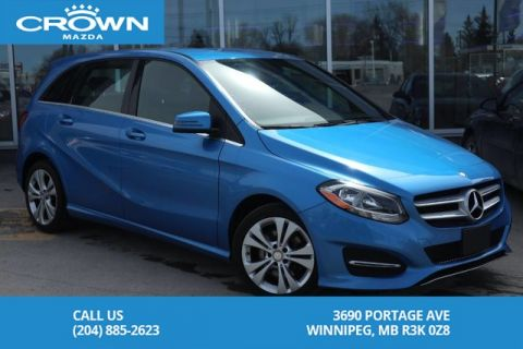 Pre-Owned 2015 Mercedes-Benz B-Class B 250 Sports Tourer *Luxury Family Vehicle *Immaculate condition